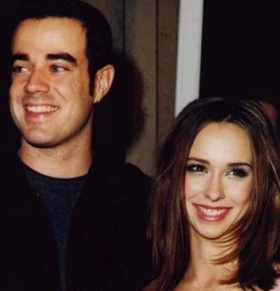 A cute pic of Carson and his ex-girlfriend Jennifer Love Hewitt (actress)! *Quick Fact* Carson has a sister named Quinn!
