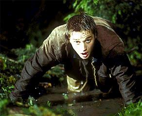 "Devon having trouble in ""Final Destination!"" *Quick Fact* Devon's favorite actress is Demi Moore!"