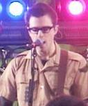 Rivers performing! *Quick Fact* Rivers writes most of Weezer's songs!