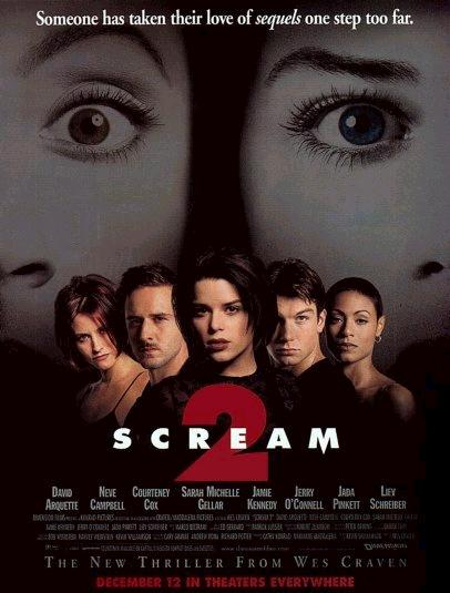 "The ""Scream 2"" Movie Poster!!"