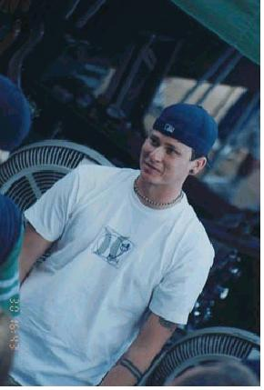 Tom DeLonge!! Ryan Phillippe